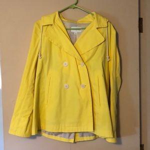 Banana Republic spring rain jacket - never worn
